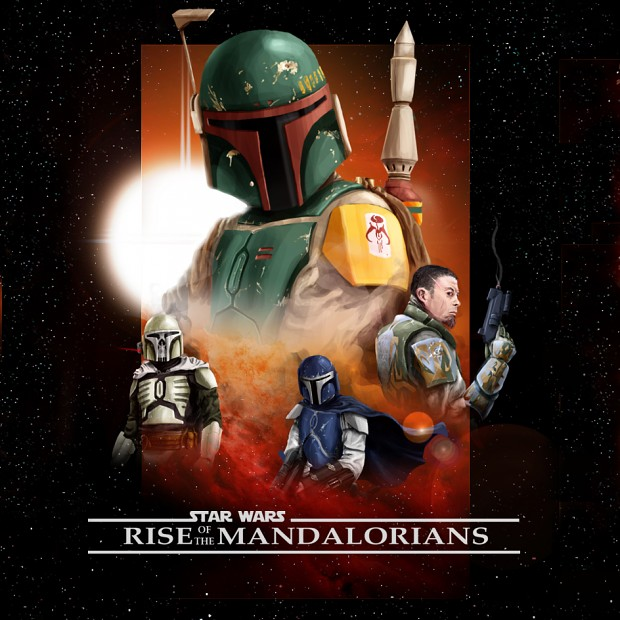 Rise of the Mandalorians: Defintive Edition [Skirmish Beta]