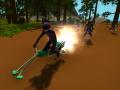 Hoverbike Joust - Alpha 0.0.3 - Linux