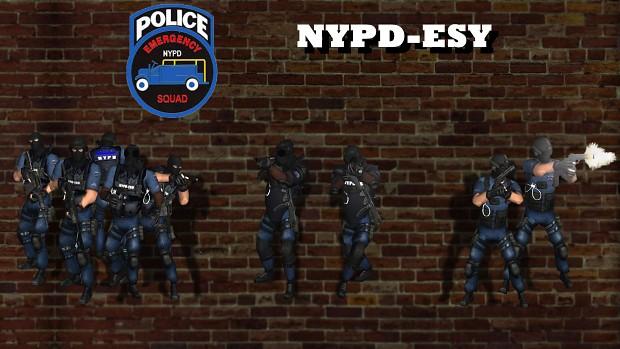 NYPD-ESY (custom skins) #5