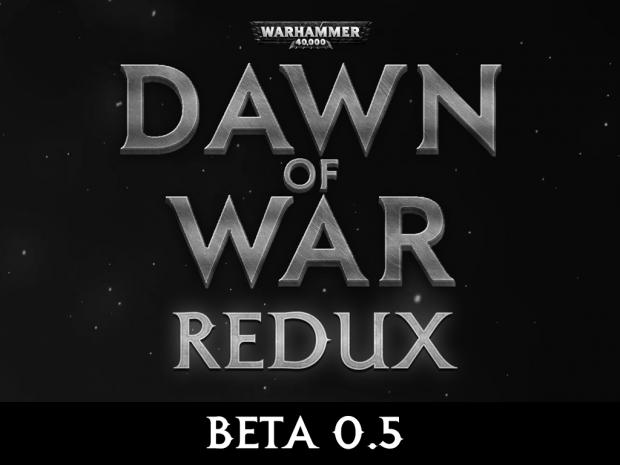 Redux Mod 0.5 BETA