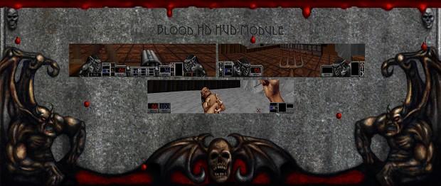 Blood HD HUD Module