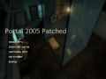 Portal 2005 Patched