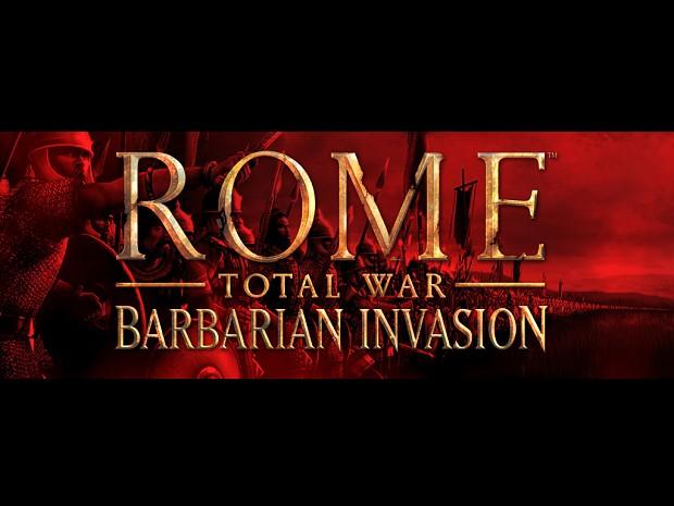 Barbarian Invasion Vanilla Mod