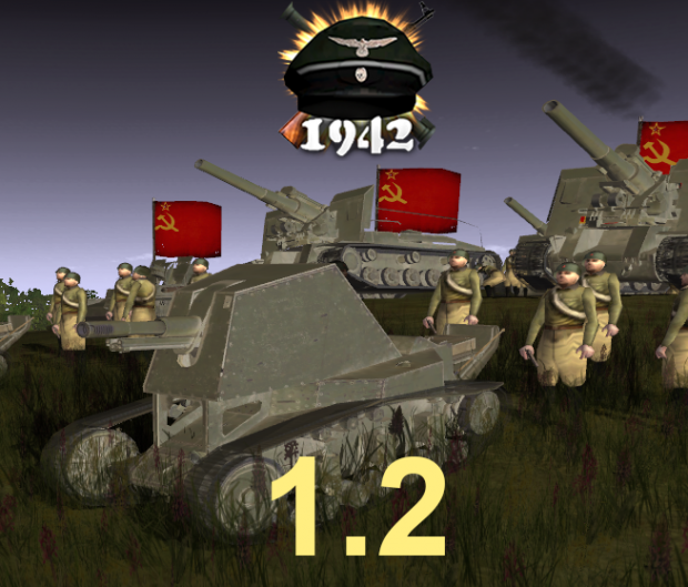 Total War: 1942 - Patch 1.2
