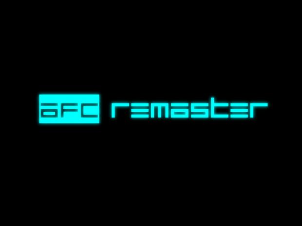 AfC Remaster - Alpha Release