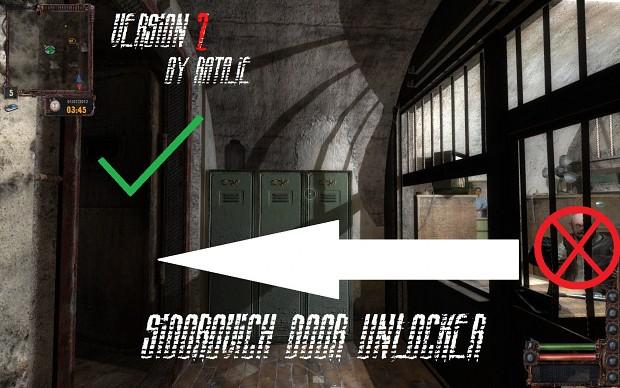 1.4007 Sidorovich Door Unlocker v2 (fully functional)