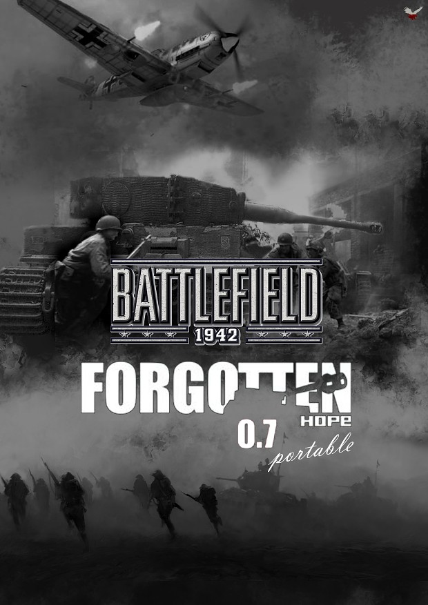 Forgotten Hope 0.7 PORTABLE FULL GAME