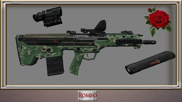 DesertTech MDR WAR-custom - Scorpion