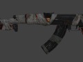 [Arctic Combat] AK-47 Custom