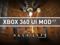 Xbox 360 UI Mod v2.5 for Half-Life: Source