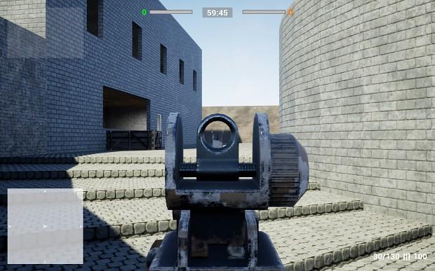 Far out War: Modern Pre-Alpha