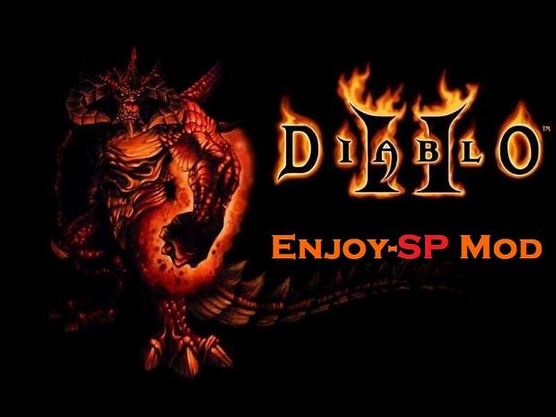 D2SE Enjoy-SP Mod 1.7