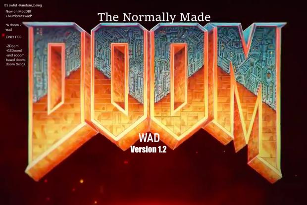 Normal Doom v.1.2