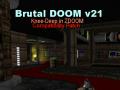 Brutal DOOM v21 - KDiZD Compatiblity Patch