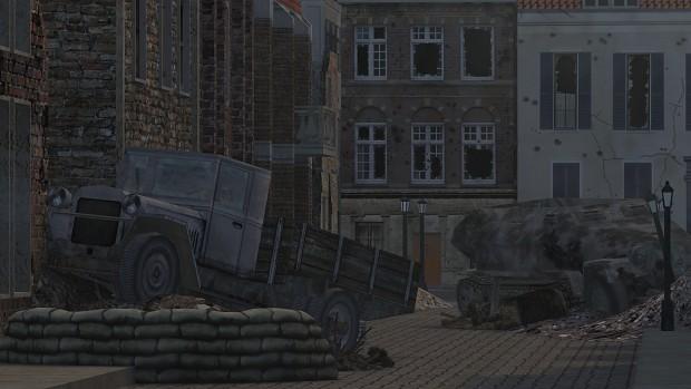 CoDUO - Central Arnhem - Sandbox Map