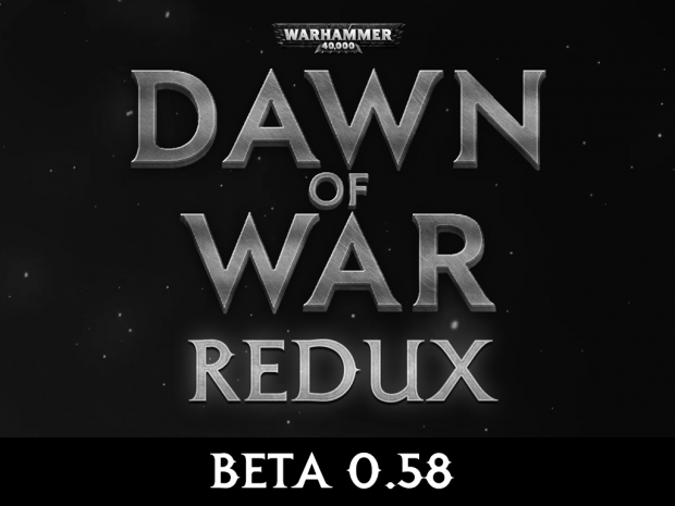 Redux Mod 0.58 BETA Patch