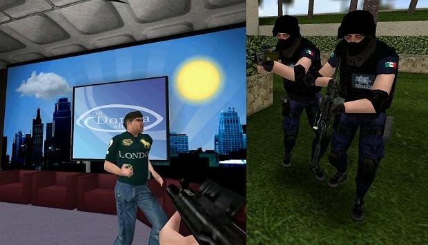 Narco Polo & Mexican Federal Police