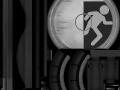 Portal 2 e3 Beta Gray door