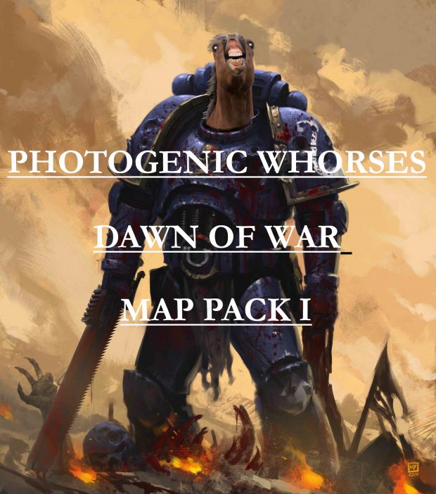 Photogenic Whorses DoW Map Pack I