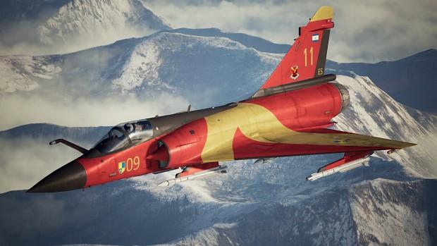 Mirage 2000 Espada 1