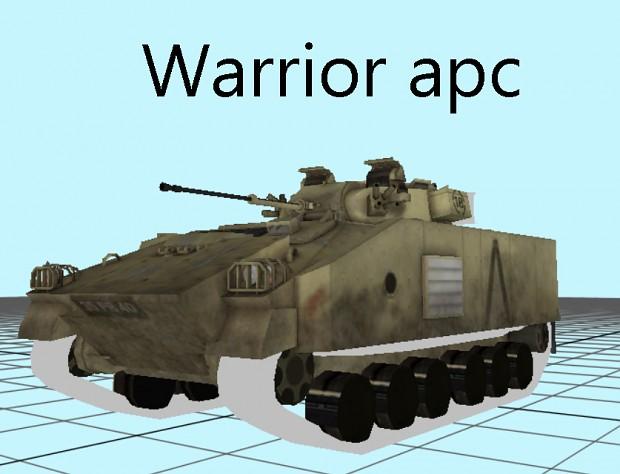 bf2 apc warrior