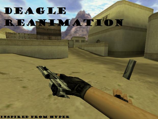 New deagle animation