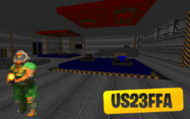 US23FFA Multiplayer Maps for DooM