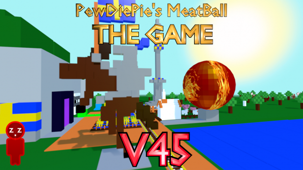 PewDiePie's Meatball The Game!?