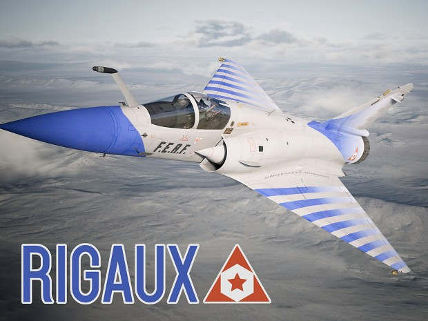 Mirage 2000-5 - Rigaux