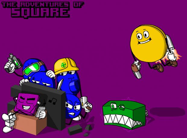 QC:DE Adventures of Square Enemies v1.0.1