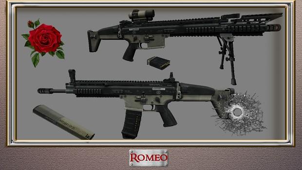 SCAR WAR-custom - Striking Vipers