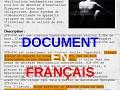 [FR] Documents