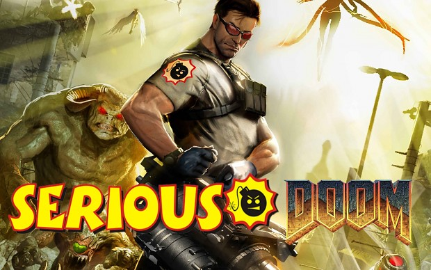 Serious Sam Weapons (Doom) 0.2