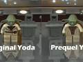 Prequel Yoda