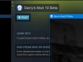 Garry's Mod 10 Beta Icon