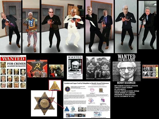 TOP High Rank Criminal Elements (PAST & PRESNT)