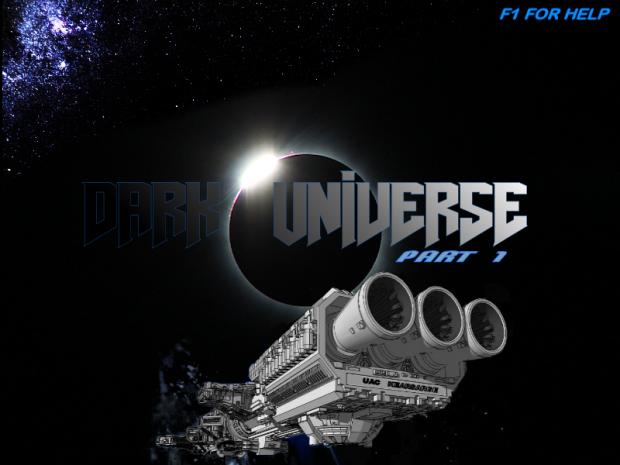 Dark Universe Part 1