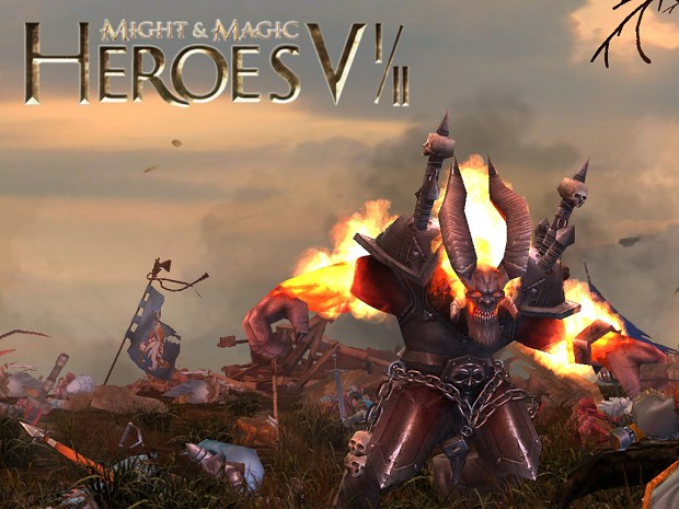 Might & Magic: Heroes 5.5 (RC12)