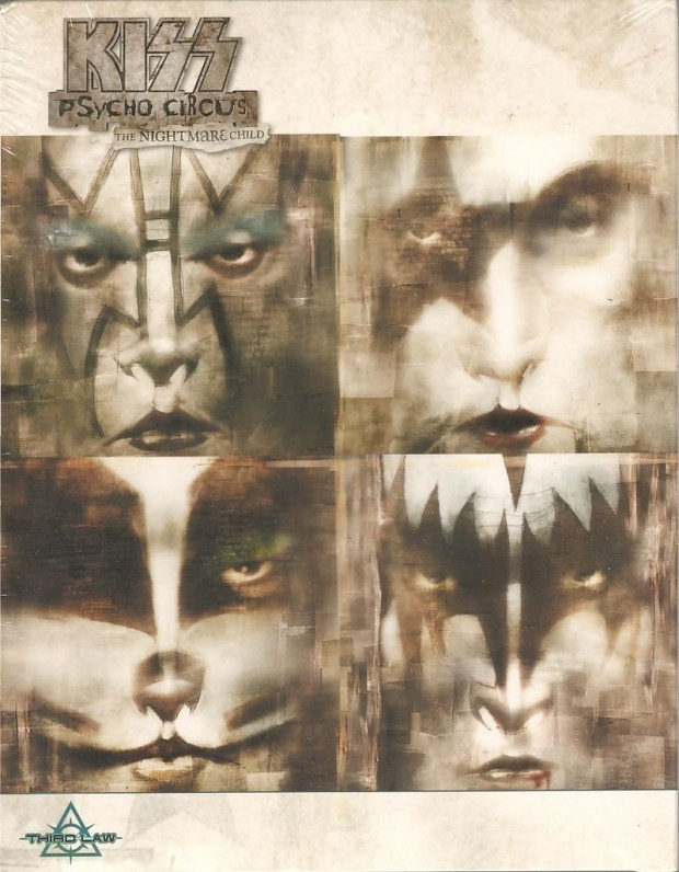 KISS:Psycho Circus Object.lto