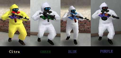 NBC White Lab Suits