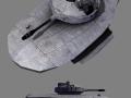 SP.9 Anti-Infantry Artillery Vehicle