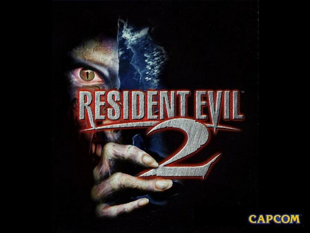 Resident Evil 2 MP4 Movies (SourceNext)