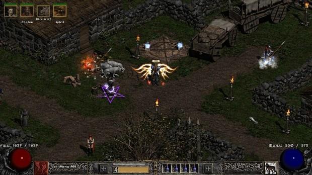 Diablo 2 Online - BlackWolf Patch 2.0.2