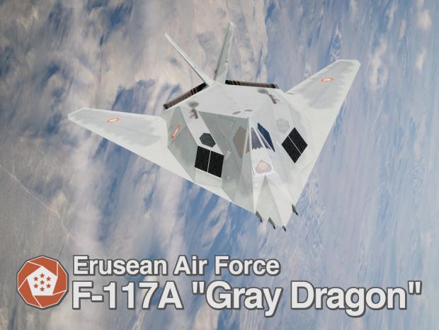 F-117A - Gray Dragon (NPC)