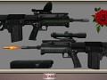 Kel-Tec RFB WAR-custom - Riptide