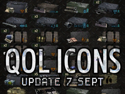 QOL Icons - Update 7 Sept