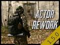 Actor Rework V1.21