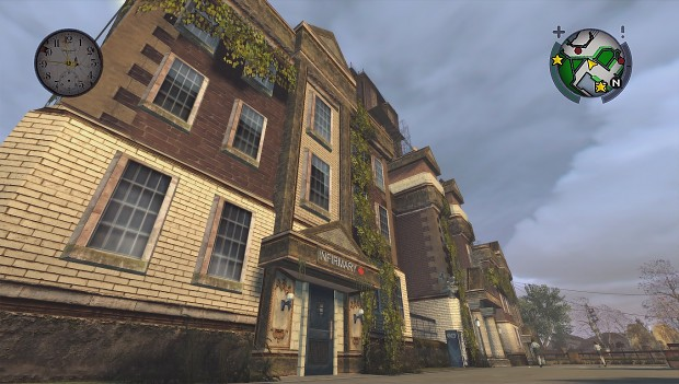 Bully Only School Area Draw and Texture Overhaul W.I.P