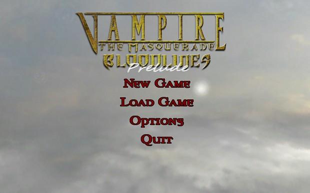 Bloodlines Prelude I
