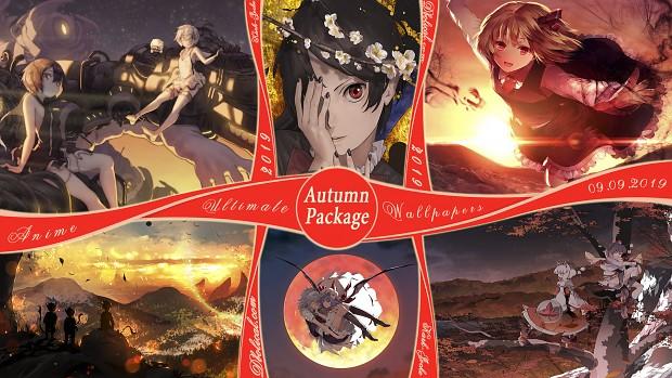 New Anime Wallpaper's (Full-HD) - 09.09.19